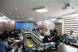 نشست آشنایی با فرآیند های ارزیابی و حمایت از شرکت ها و موسسات دانش بنیان برگزار شد