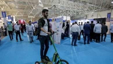 برپایی پاویون ایران در نمایشگاه بینالمللی سلامت بغداد