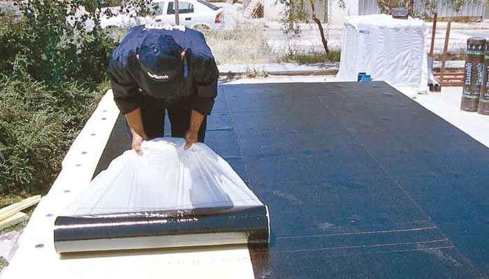 بهترین نوع ایزوگام پشت بام کدام است؟