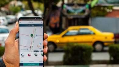 شکایت معاونت حمل و نقل و ترافیک شهرداری تهران از تاکسی های آنلاین