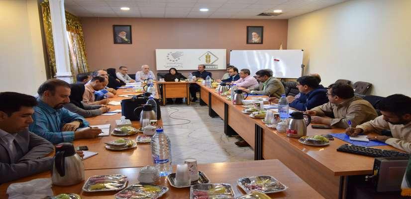 کارگاه آموزشی ویژه مدیران مراکز رشد کشاورزی کشور