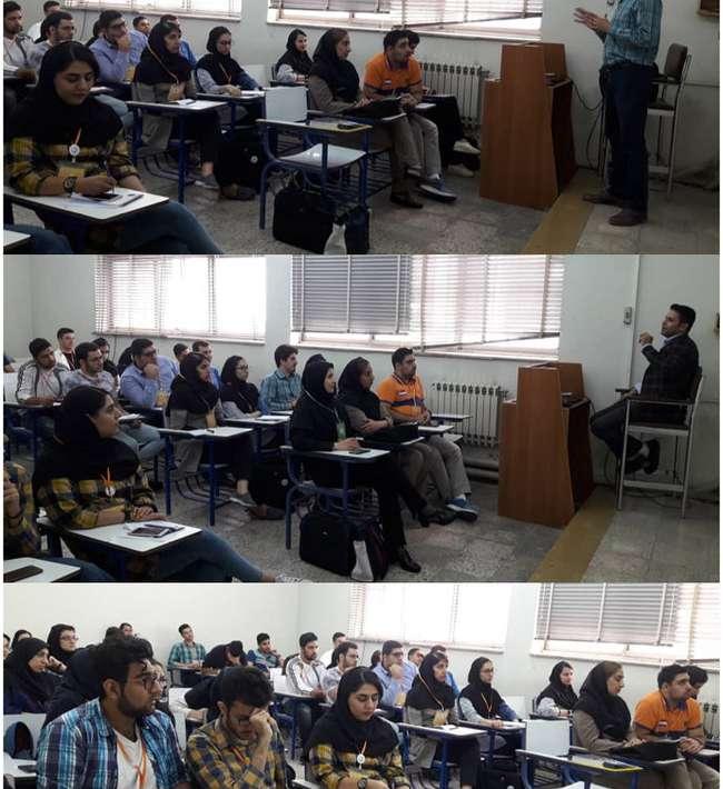 معرفی پارک علم و فناوری فارس در سیزدهمین همایش زنگ تفریح