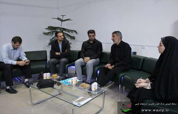 جلسه هم اندیشی نحوه مدیریت مرکز نوآوری و استارت آپ های دانشگاه ارومیه و پارک علم و فناوری آذربایجان غربی برگزار شد