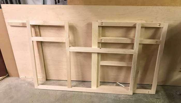 چگونه یک کابینت آشپزخانه جدید بسازیم؟
