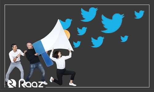 تبلیغ در توییتر فارسی