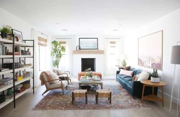 بهترین رنگ برای دیوار خانه ، ۶ راز طراحی از زبان یک متخصص!
