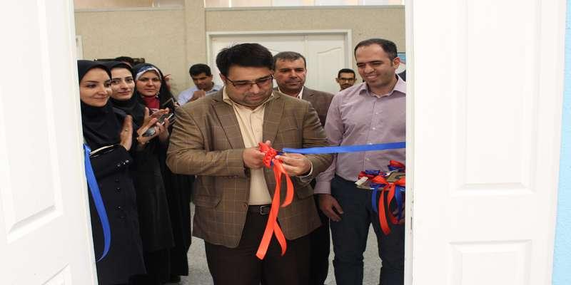 افتتاح شتابدهنده هوشمند سلامت در هفته دولت در پارک علم و فناوری قزوین