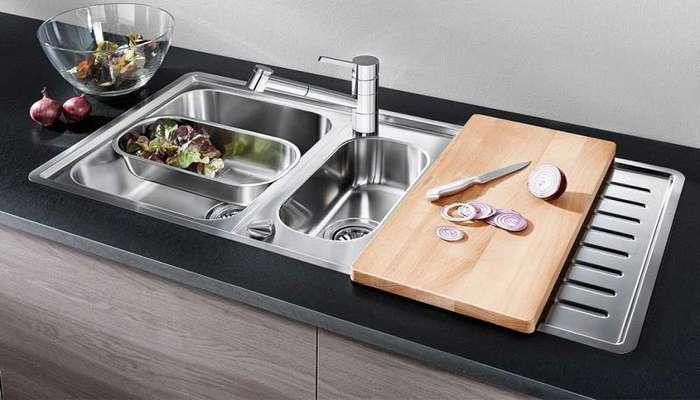 چگونه سینک ظرفشویی را نصب کنیم؟