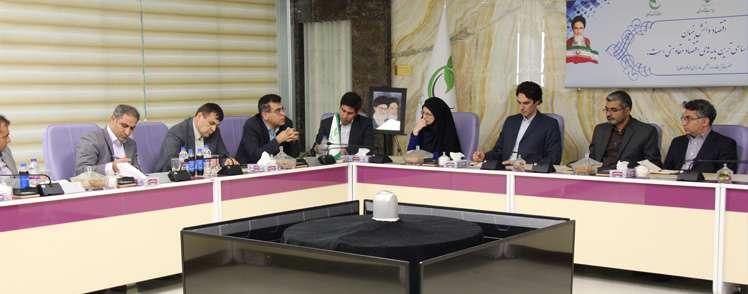با حمایت صندوق نوآوری و شکوفایی برگزار شد؛ برگزاری جلسه هماهنگی رویداد فناورانه صنایع مدیریت پسماند