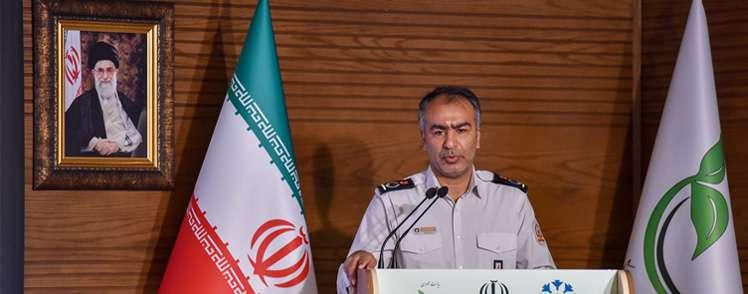 مدیر عامل سازمان آتشنشانی تهران:  مدیریت بحران به وسیله پهپادها مسیر است
