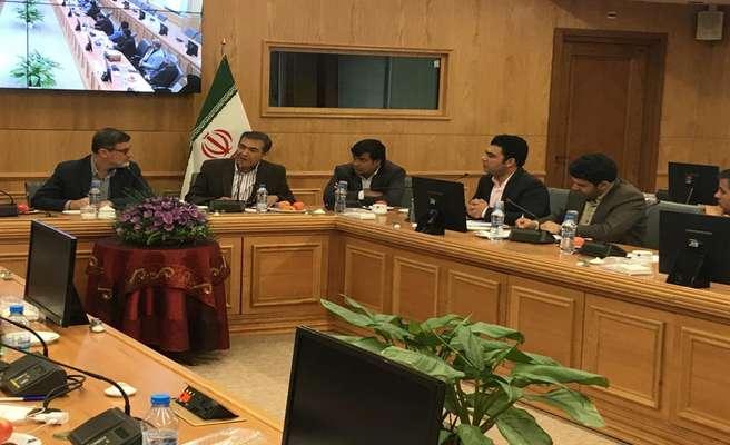 نشست بررسی مسائل شرکت های دانش بنیان و استارتاپ های استان برگزار شد