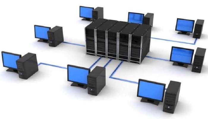 خدمات راه اندازی شبکه کامپیوتری