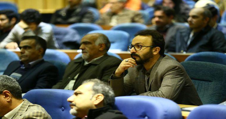 حضور شتاب دهنده شاهکار در تالار همایش های وزارت کشور با موضوع حرکت بهسوی انقلاب صنعتی چهارم و جامعه پنجم