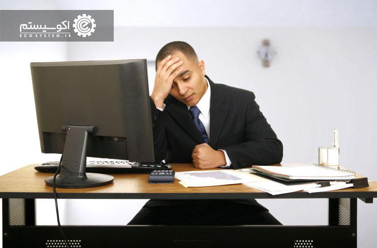 خستگی در استارتاپ