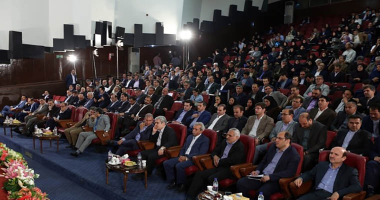 دوازدهمین جشنواره کارآفرینان برتر استان مرکزی