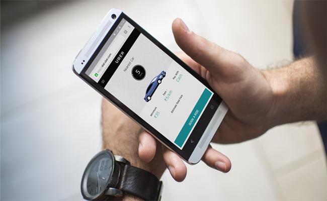 امکان کپی کردن صفحه نمایش اپلیکیشن اوبر در دستگاه های تحت سیستم عامل iOS