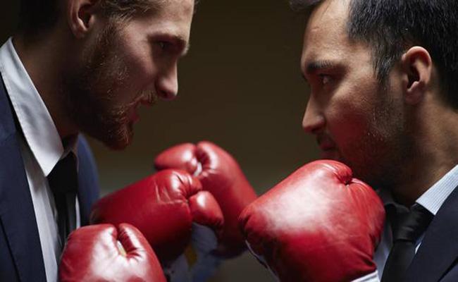 چگونه تنش و اختلاف در محیط کار را حل کنیم؟