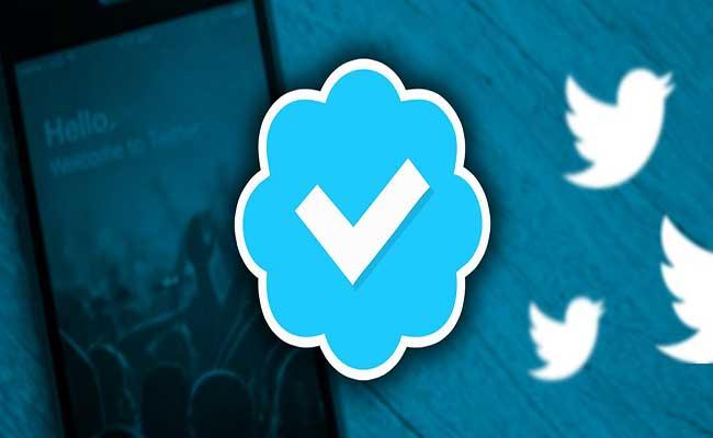 توقف استفاده از تیک آبی در توییتر