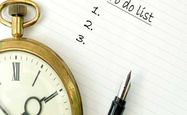 با زمان بندی مناسب بهره وری در محیط کار را افزایش دهیم