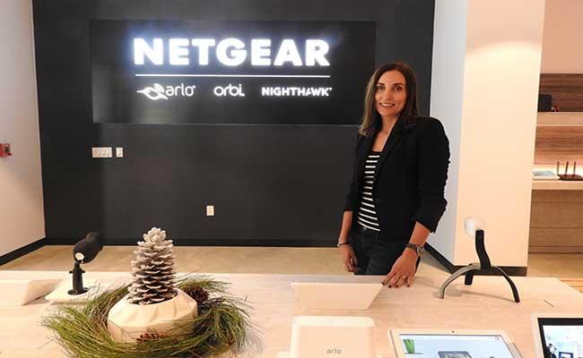 افتتاح فروشگاه و نمایشگاه لوازم الکترونیکی پیشرفته توسط Netgear