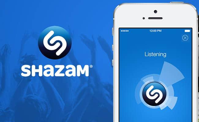 اپل در حال مذاکره برای خرید اپلیکیشن Shazam