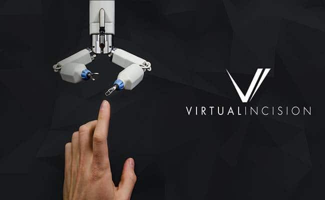 استارتاپ آمریکایی ربات جراحی به اندازه يك مشت مي سازد
