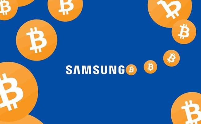 پلتفرم اختصاصی سامسونگ برای استخراج ارزهای دیجیتال