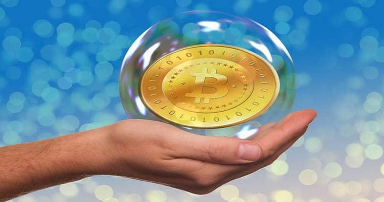آیا حباب ارزش بیت کوین در حال ترکیدن است؟