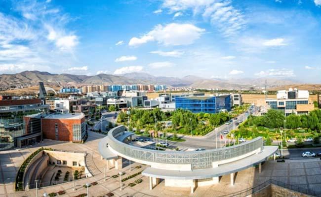 آغاز پروژه احداث فاز سوم پارک علم و فناوری پردیس