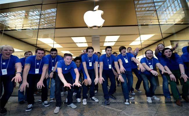 صعود یک پله ای شرکت اپل در لیست مطلوب ترین کارفرمایان آمریکا
