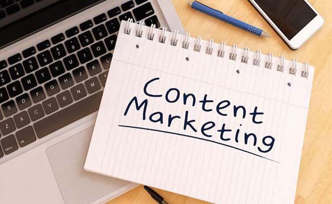 کارگاه آموزشی بازاریابی از طریق محتوا