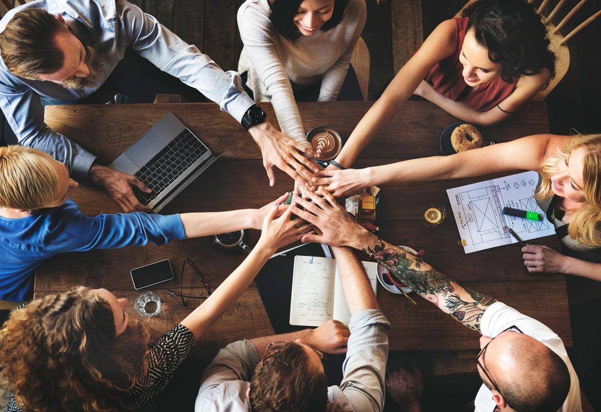 4 قانون که در هنگام تشکیل یک تیم باید در نظر گرفت