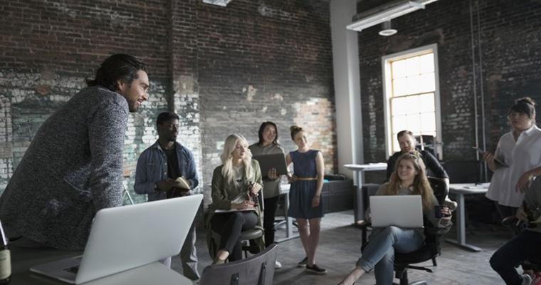 چگونه اعضای یک تیم را برای رهبری گروه در اینده آماده کنیم؟