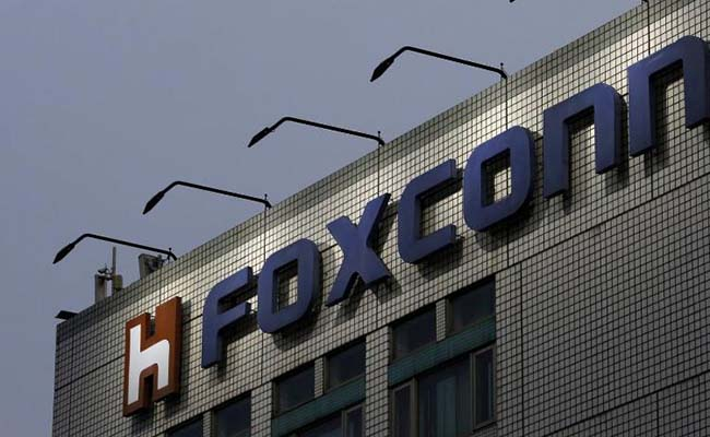 بزرگترین عرضه اولیه سهام در چین توسط فاکسکان
