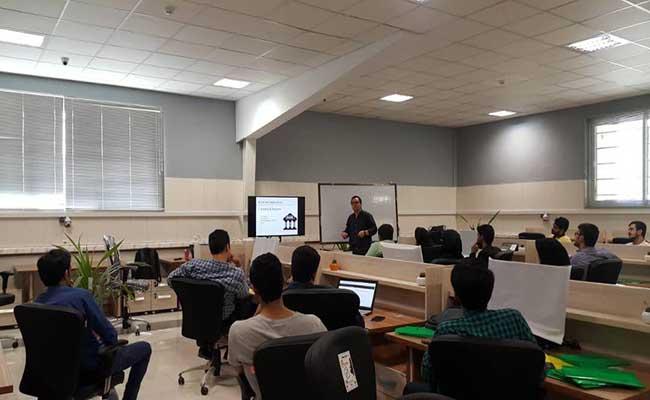 برگزاری اولین کارگاه آموزشی انجمن بلاکچین مشهد