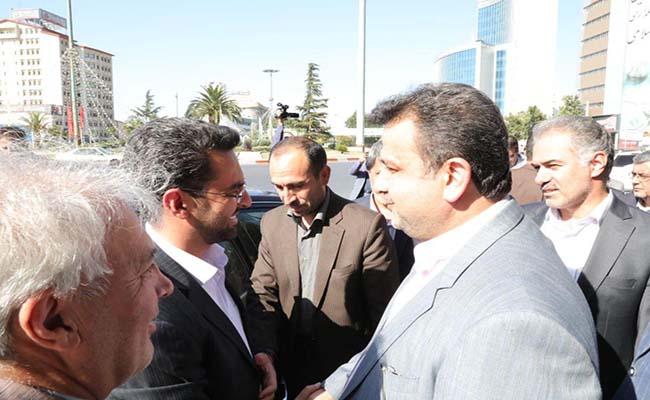 سفره دو روزه وزیر ارتباطات به استان مازندارن