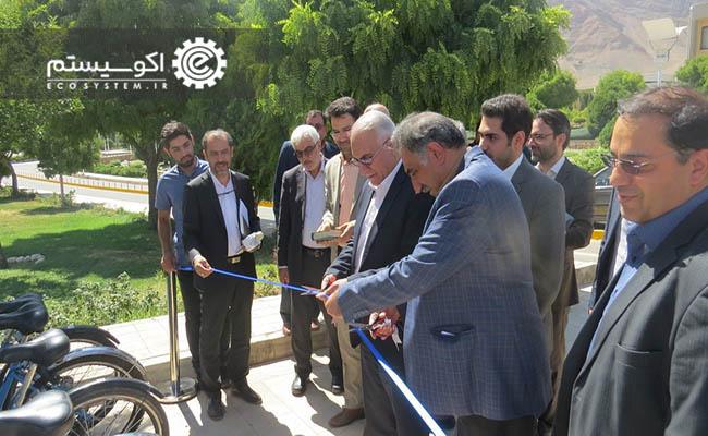 اوبایک، سیستم هوشمند اشتراک دوچرخه در اصفهان شروع به کار کرد