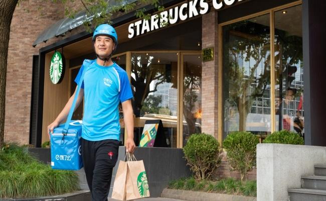 همکاری استارباکس و علی بابا برای ارسال قهوه به مشتریان در چین