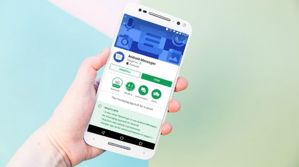 طراحی نسل بعد پیامک توسط گوگل و سامسونگ