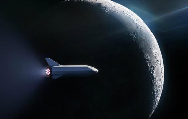 اسپیس اکس نخستین مشتری خود برای توریسم فضایی را پیدا کرد