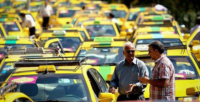 عملیاتی شدن پرداخت الکترونیک کرایه تاکسی تا پایان سال