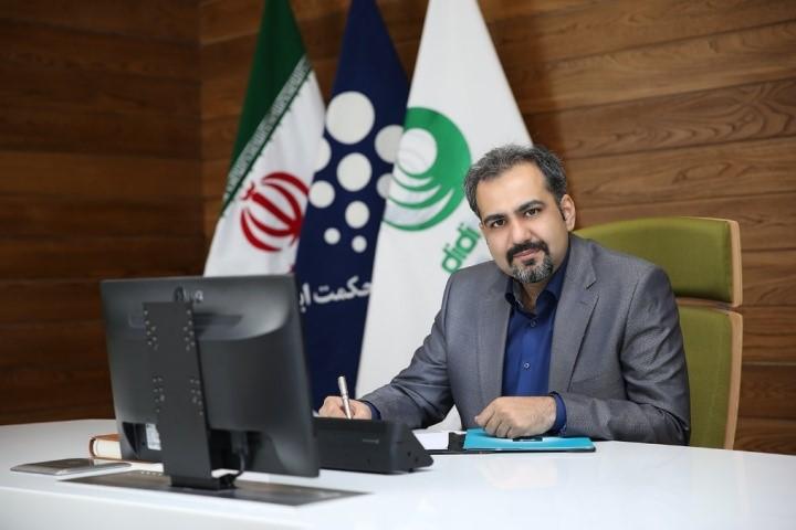 امیر ناظمی، رئیس جدید سازمان فناوری اطلاعات ایران